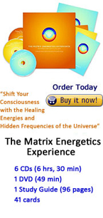 Order The Matrix Energetics Experience Today